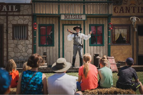 Shawnee Trail Cowboy Day