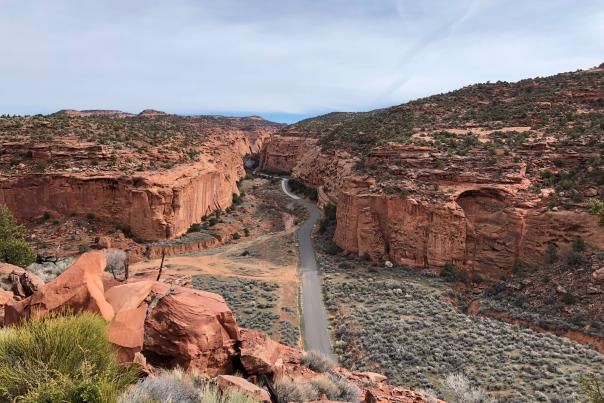 Burr Trail Road 2