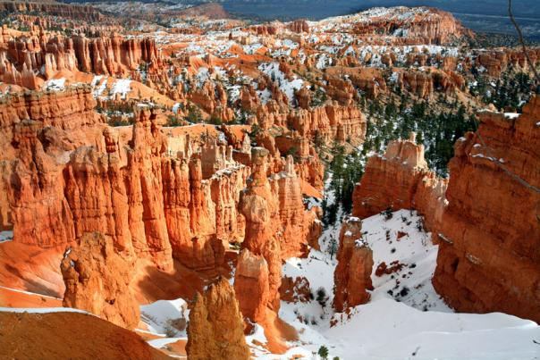 Winter-National-Park-Bryce