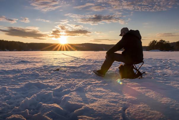 panguitch ice fishing