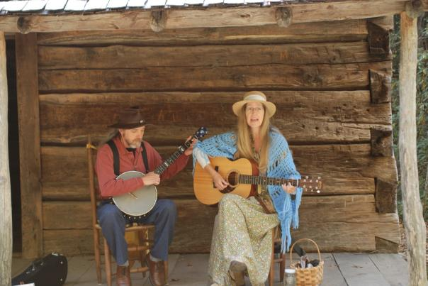 Boogertown Gap Band_Keith Watson and Ruth Barber