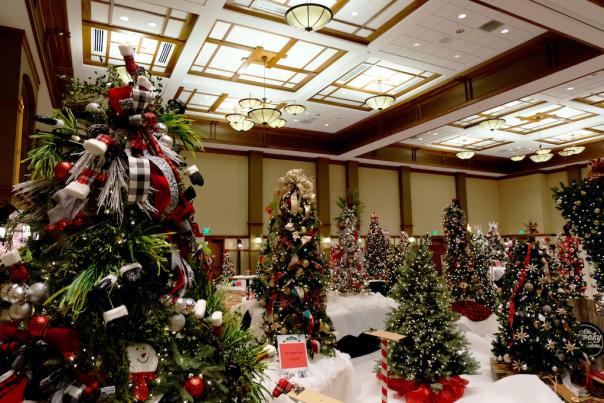 Festival-of-Trees-Gatlinburg