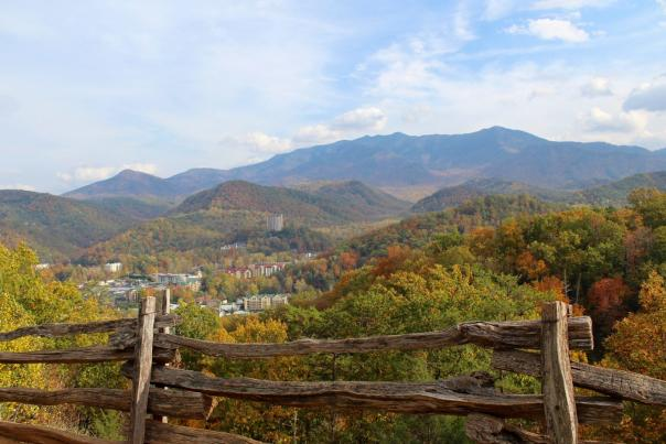Gatlinburg-Fall