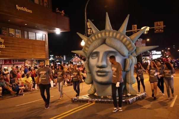 Gatlinburg's July 4th Parade