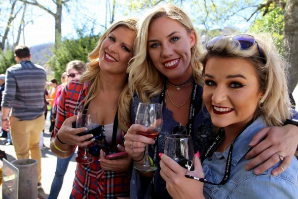 Smoky Mountain Wine Fest Weekend in Gatlinburg_Girlfriend Wine Weekend