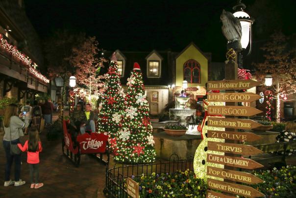 Gatlinburg Winter Magic Decorating Contest Winners Announced
