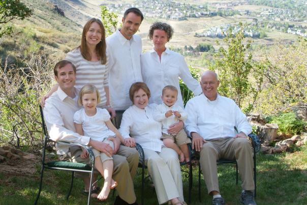 Mayor Sloan & Family 2
