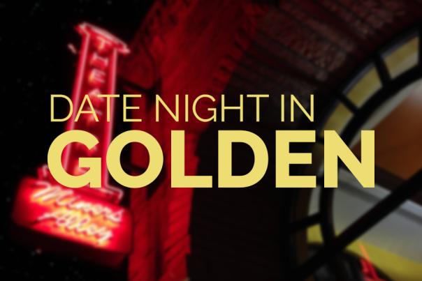Date Night in Golden
