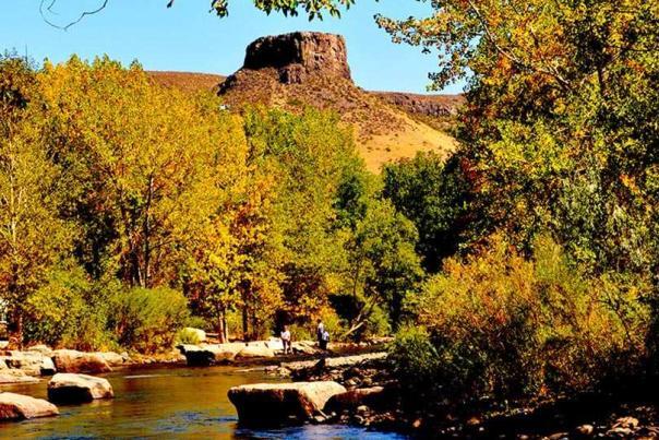 Fall Creek Castle Rock
