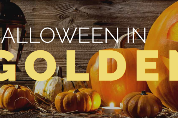 halloween in golden