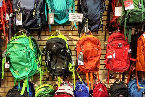 Vital Outdoors - Backpacks
