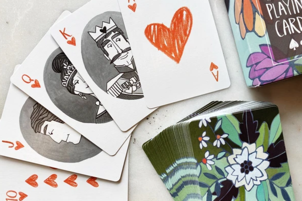 Marrygrams Playing Cards
