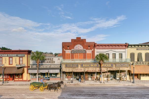 "Feature film ""Live By Night"" filmed in Historic Downtown Brunswick, GA."