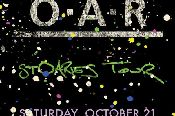 O.A.R. The StOARies Tour
