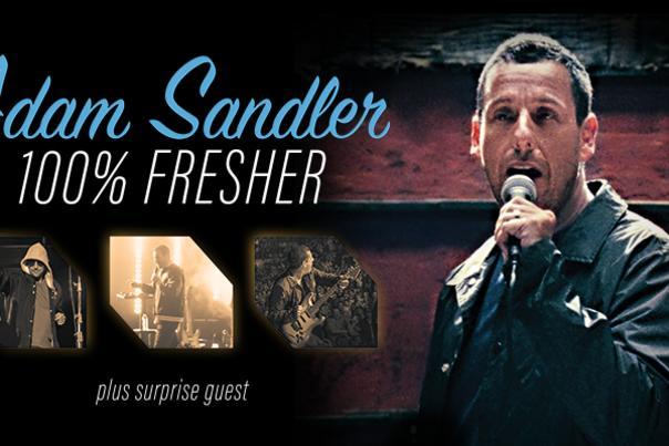 Comedic Superstar Adam Sandler Reveals 100% Fresher Tour Date at Van Andel Arena®