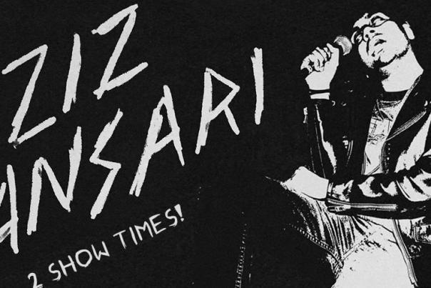 Comedian Aziz Ansari Adds Late DeVos Performance Hall Show on April 26
