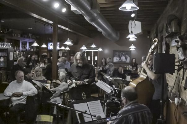 Live music at One Trick Pony