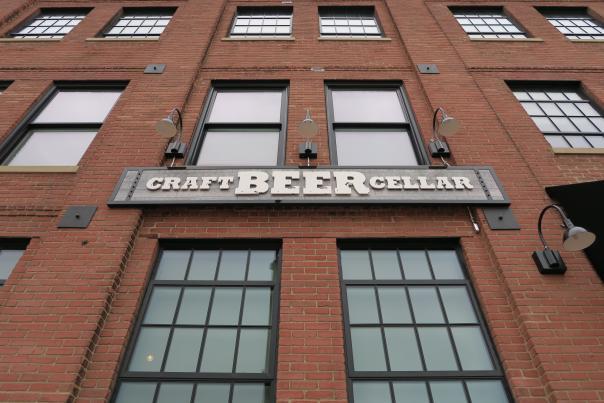 Craft Beer Cellar exterior