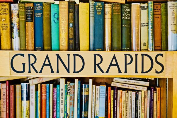 Redux Books in Grand Rapids