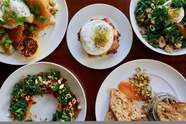 Food at Littlebird