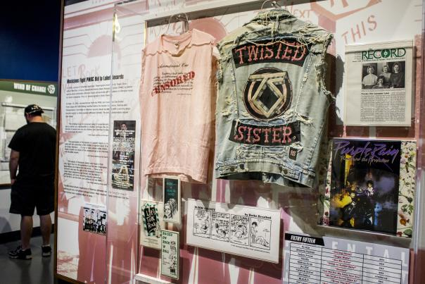 """ROCK & ROLL HALL OF FAME TO BRING """"LOUDER THAN WORDS: ROCK, POWER AND POLITICS"""" TO FORD PRESIDENTIAL MUSEUM"""