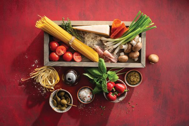 Fresh Ingredients for Restaurant Week