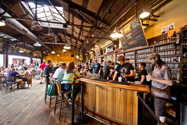 Fact: Founders Brewing Co. opened its second location in November 2017!
