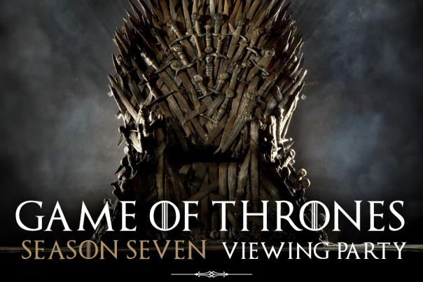 Game of Thrones Season 7 Premiere Viewing Party