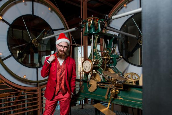 Get Your Photos with Hipster Santa at the Grand Rapids Public Museum this December