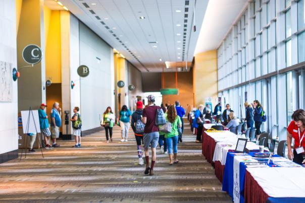 Secchia Lobby of DeVos Place Convention Center