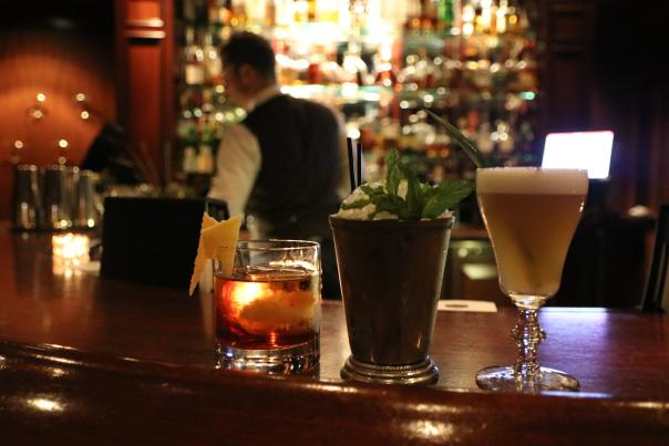 Cocktail Bars of Grand Rapids: Lumber Baron Bar