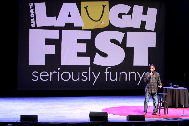 LaughFest Performer