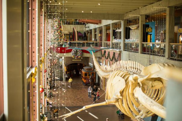 Grand Rapids Public Museum at the Holidays