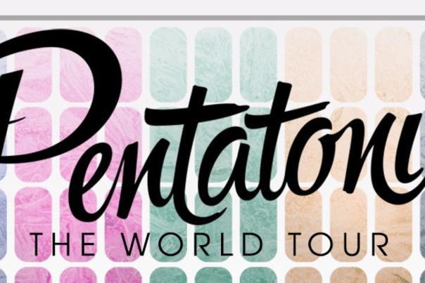 Pentatonix: The World Tour Announces June 15 Concert at Van Andel Arena