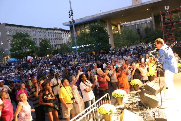 7th annual GRandJazzFest presented by the DTE Energy Foundation announces 2018 dates