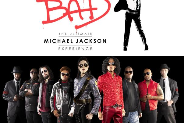 WHO'S BAD The Ultimate Michael Jackson Tribute