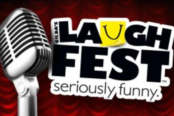 LaughFest Logo
