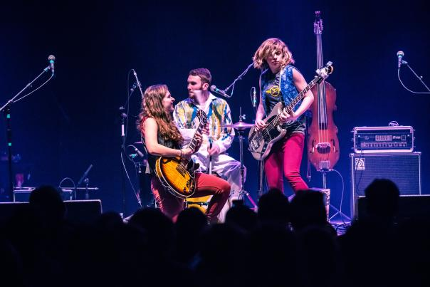 American Red Cross Hosting Benefit Concert Featuring Local Band – The Accidentals