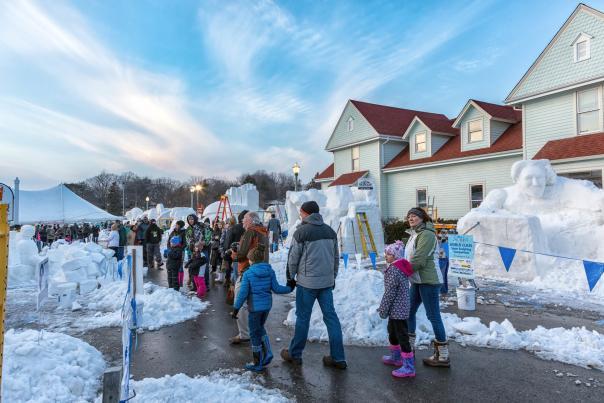 BLOG - Zehnder's Snowfest