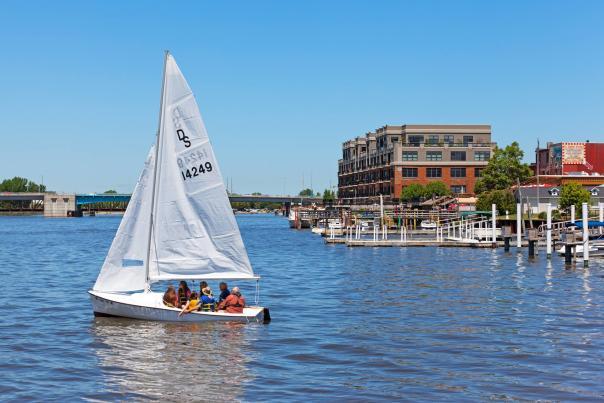 BLOG - BaySail Sailing Education