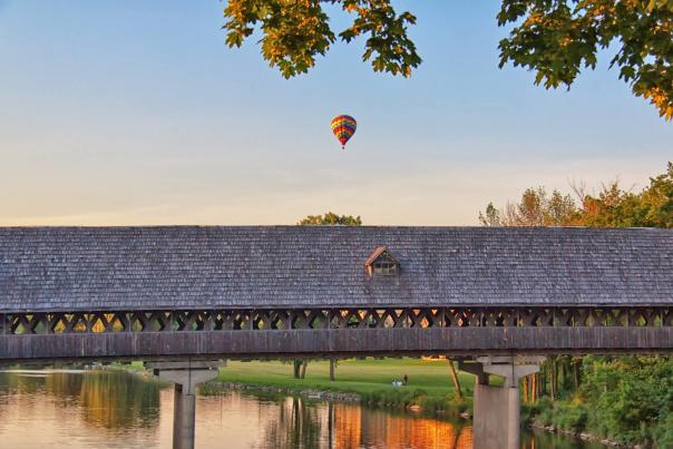 BLOG - Frankenmuth Holzbrucke Wooden Covered Bridge