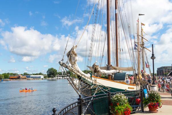 BLOG - Tall Ship Celebration Bay City