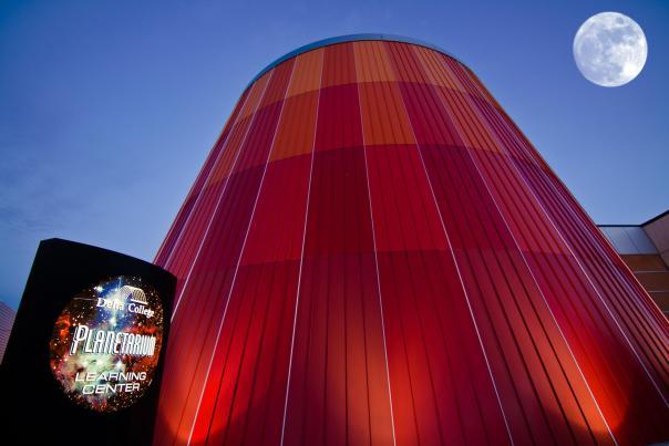 BLOG - Delta College Planetarium