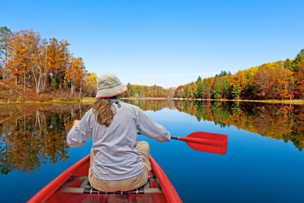 Shiawassee National Wildlife Refuge Kayaking - Optimized
