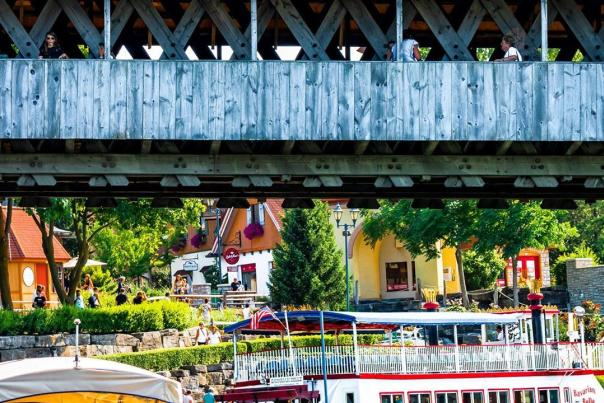 UGC - Waterfront - Boating - Cass River - Bavarian Belle Riverboat - Frankenmuth FunShips - @michiganaddicts
