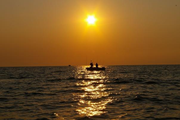 BLOG - Saginaw Bay Walleye Fishing - Griffin