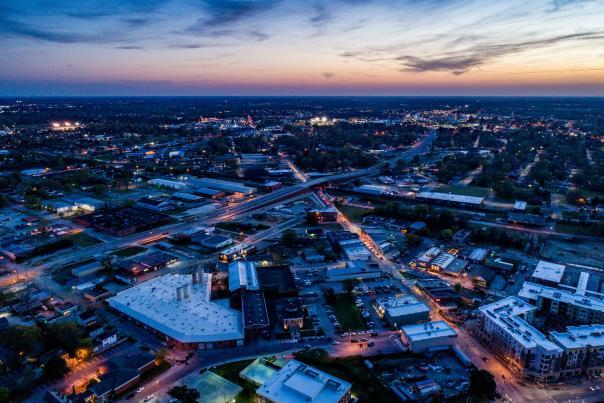 Greenville Aerial