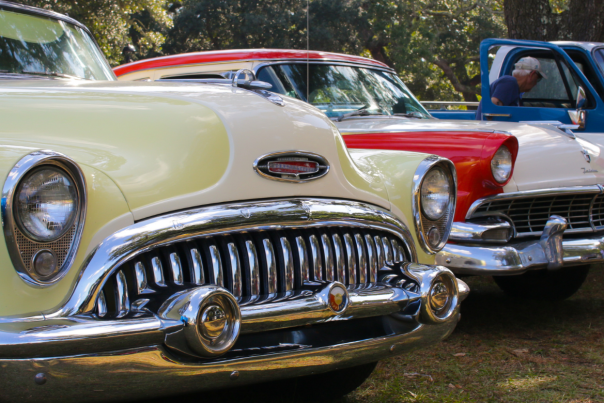 Cars at Cruisin' the Coast