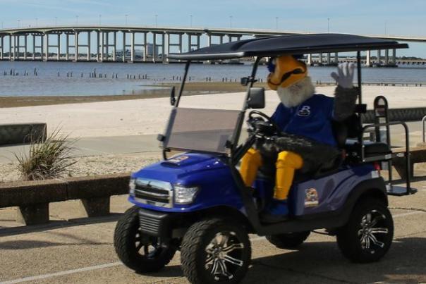 Schooner enjoys Coastal Mississippi