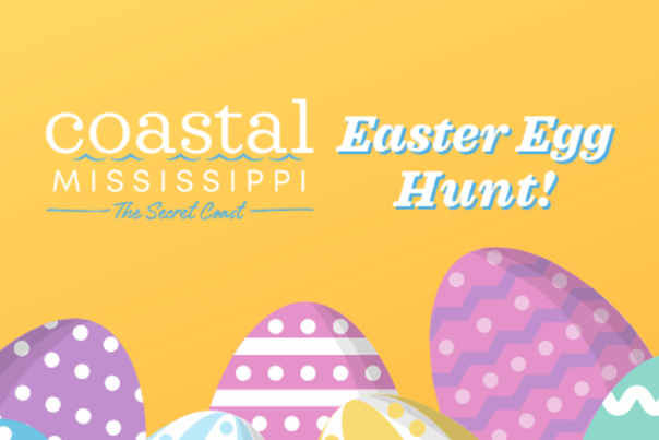 NEW Easter Egg Hunt banner